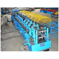 Buy cheap Easy Change CZ Steel  Purlin Profile Making Cold Roll Forming Machine product