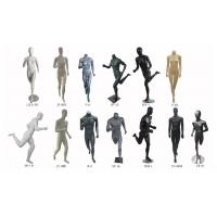 Buy cheap Jolly mannequins-New design sports running mannequins collection product
