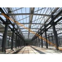 Buy cheap Pre-engineered Steel Structure Frame Building System Long Span Warehouse product