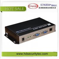 China Digital video broadcasting HD video encoder, MPEG-4 AVC/H.264 High Profile code format on sale
