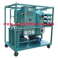 Buy cheap Waste Industrial Lubricating Oil Purifier Machine product