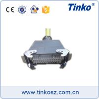 Buy cheap 24 pin female connector with top cable entry, male and female cable connectors product