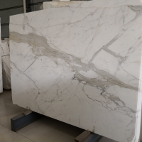 Buy cheap 16.7Mpa Cut To Size Marble Stone Tile For Wall Stairs product
