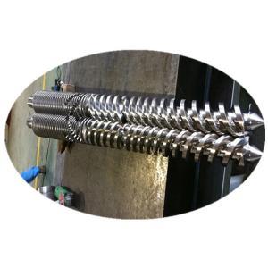 Buy cheap JM1200 Injection Molding Screw And Barrel Bimetallic Treatment product