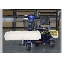 Buy cheap OEM  /  ODM Driving Mop Dust Cart Electric Scooters With Three Wheels CE from wholesalers