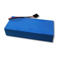 Buy cheap 62.9V 20Ah 18650 Lithium Battery Packs CC CV For Sweepers product