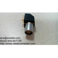 Buy cheap Compatible LEMO PCB elbow female connector epg product