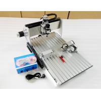 Buy cheap 6040 CNC Router Benchtop CNC Milling Machine With Air Cooling / CNC Wood Cutting Machine product