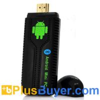 Buy cheap Key II - Android 4.1 Mini Smart TV Stick (1.2GHz Dual Core, Bluetooth 3.0, 8GB) product