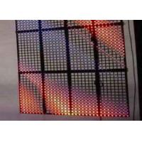 Buy cheap Personalized DVI VGA, Svideo, DVD, TV Electronic Led Curtain Display Matrix Screens P31.25 product