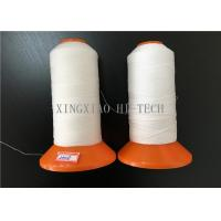Buy cheap PTFE Fire Retardant Embroidery Thread , Plastic Cone Flame Resistant Thread product