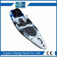 Buy cheap UV Resistant Day Touring Kayak , Easy Adjusted Foot Rest  Sea Ocean Kayak Compact Design product
