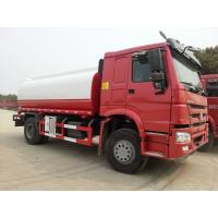 Buy cheap Tanker truck stainless steel 8000-35000 liters for palm oil, caustic soda product