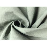 Buy cheap Memory Wrinkle 70 Denier Nylon Fabric Keeping Warm With Fire Retardant Function product
