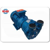 China 2BV Stainless Steel Copper Cast Iron Impeller Water Ring Vacuum Pump on sale