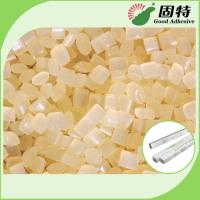 Buy cheap Hot Melt Adhesive With Good Bonding Strength Short Setting Time Suitable for Sticking Nylon Wire With Wood Veneer product