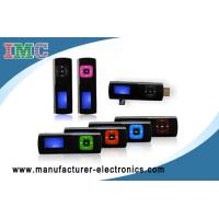 Buy cheap MP3 Flash Player,USB MP3 Player with FM(IMC-M218) product