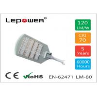 Buy cheap Silver Outdoor 200W Led Street Lamp No Uv Or Ir Radiation IP66 Outdoor Highway Aluminum product