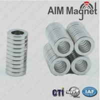 Buy cheap strongest ndfeb ring magnets for fingers product