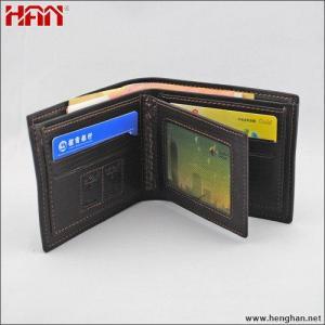 Men's  Purse,Fashione Leather Wallet, Leather Purse HBA13
