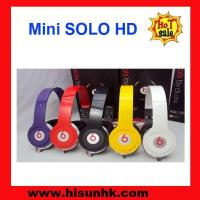 Buy cheap Hot sale monster mini solo hd headphones by beats dr dre with wholesale cheap price product