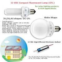 Buy cheap 24v dc ballast dc light fixture for industry control lighting,  dc energy saving lamp product