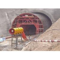 China Construction Hydraulic Tunnel Formwork Q235 Steel Material Recyclable Type on sale