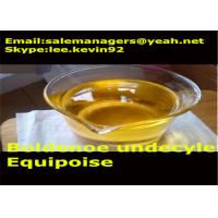 Buy cheap Injectable Boldenone Steroids / Equipoise Boldenone Undecylenate CAS 13103-34-9 product
