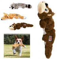 Buy cheap Squirrel Knots Plush Pet Toys , Indestructible Stuffed Squeaky Dog Toys product