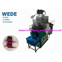 Buy cheap Z Axis Coil Winding Machine 0 - 50pcs / M Cycle Time 950KGS Weight product