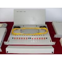 Buy cheap Fixed - Fiber Optic Patch Panel- 12 Ports - FC Type product