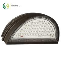 Buy cheap Commercial 45w Led Outdoor Wall Mount Lighting , Wall Pack Security Lighting 7700Lm 5000K product
