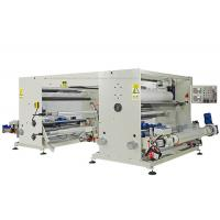 Buy cheap CE Film Slitting Machine Thermal Paper Jumbo Roll Machine For POS / ATM Roll Paper product