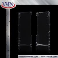 Buy cheap Crystal PC Hard Cover Case For Sony xperia z5 clear transparent tough case product