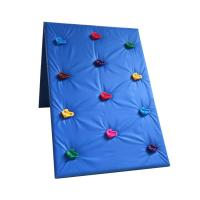Buy cheap Plastic Kids Outdoor Climbing Wall Stones Customized Size For Park / School product