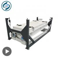 Buy cheap Poultry Feed Processing Equipment Rotary Screener Machine Easy Maintaining product
