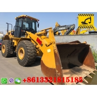 China Higher Function Rated Load Capacity 6000kg    Used Wheel Loader 966H 8825*2960*3590mm on sale