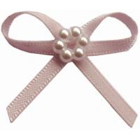 Quality Underwear Accessories simple / easy ribbon bow 100% Polyester Satin Ribbon for sale