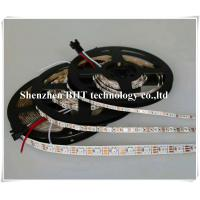 Buy cheap Waterproof Led Strip Lights Self Adhesive , Flexible Rgb Led Strip DC 12V product