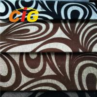 Buy cheap 100% Polyester Colorful Sofa Upholstery Chenille Fabric Fashion Design With much Designs from wholesalers