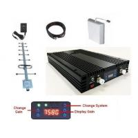Buy cheap High Power Mobile Signal Repeater Power 30dBm 80dB Gain coverage area 3000sqm from wholesalers