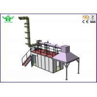 Buy cheap Heat Release Rate Fire Testing Equipment In Full Scale Room Corner Test 6 Kw 380v product