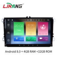 """Buy cheap Android 8.0 B6 Jetta Volkswagen DVD Player 9"""" Screen Steering Wheel Control product"""