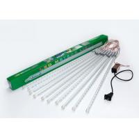 Snow Falling LED Meteor Lights White / Warm White 100 - 240v 50cm 10 Tubes