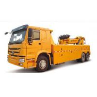 Buy cheap Durable Higher Efficiency Wrecker Tow Truck , Breakdown Recovery Truck For Treating Vehicle Accidents product