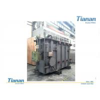 Buy cheap 35kv 16MVA Oil Immersed Power Transformer / OLTC  Distribution Transformer product