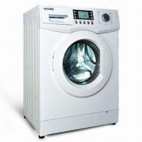 Buy cheap 10kg Full Automatic Front Loading Washing Machine with Foam Sensing and Removal product