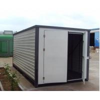 Buy cheap prefab storage modular warehouse sandwich panel container houses product