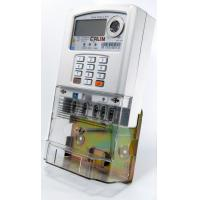 Buy cheap Extended Flush Type Single Phase Electric Meter / Digital Electricity Meter product