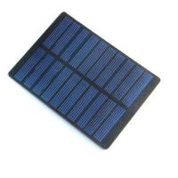 Buy cheap Custom Size Thin Film Solar Panels , Small Solar Panels For Lights 12 Month from wholesalers